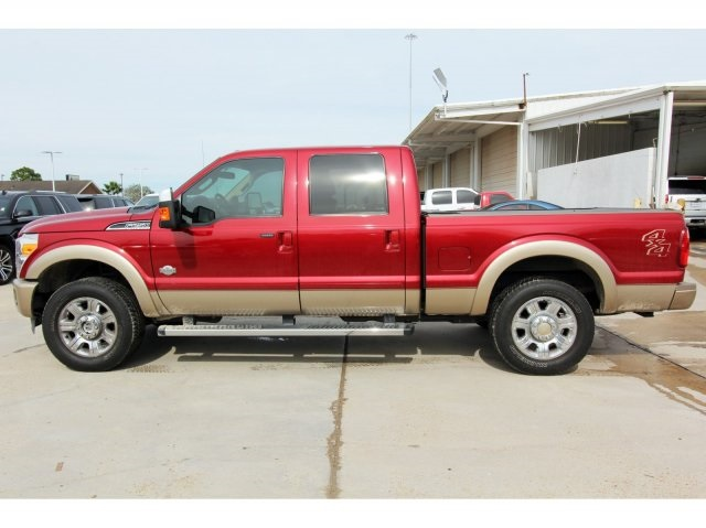 Pre-Owned 2014 Ford F-250SD