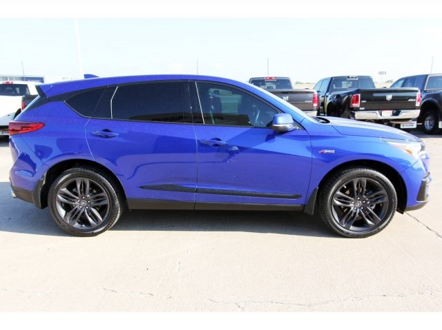 Pre-Owned 2019 Acura RDX A-Spec Package