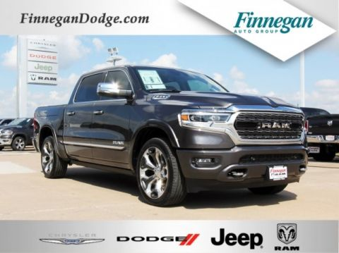 New 2020 Ram 1500 Limited Crew Cab In Rosenberg E7254